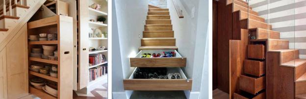 Jak wykorzystać przestrzeń pod schodami – pomysły i inspiracje!